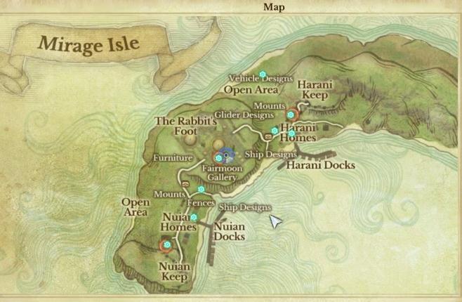 ArcheAge Mirage Isle