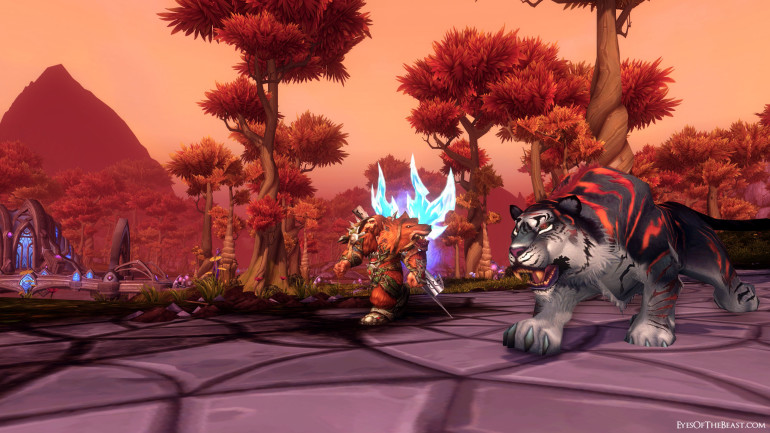 New Hunter Pets Preview of Warlords of Draenor Beta Existing Pet Family