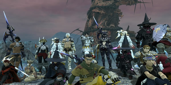 Final Fantasy XIV | Mmo Game News and Guide