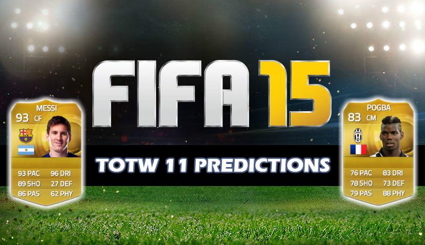 FUT-15-TOTW-11-Predictions-FIFA-15-Ultimate-Team