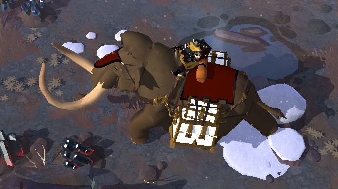 Transport Mammoth